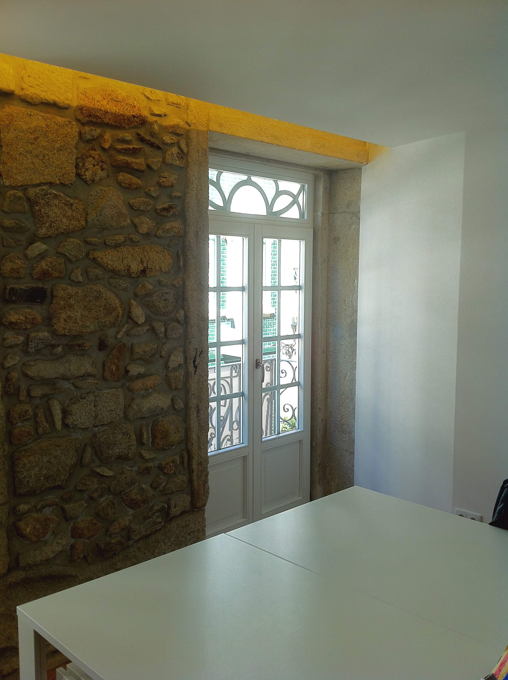 Escritórios OnWorks – Arquitectura de interiores