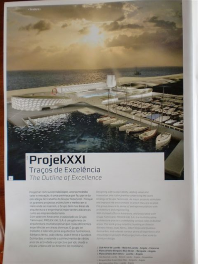 """Projek XXI – Traços de Excelência"""